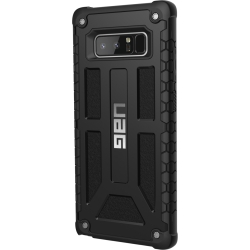 URBAN ARMOR GEAR - Monarch Case for Samsung Note 8 in Black