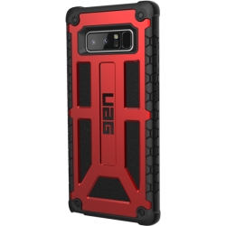 URBAN ARMOR GEAR - Monarch Case for Samsung Note 8 in Crimson