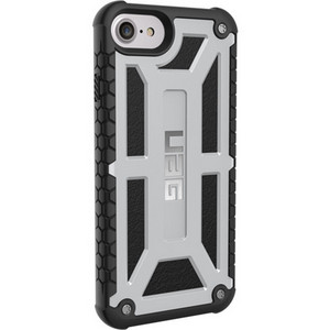 URBAN ARMOR GEAR - Monarch Case for iPhone 6/6s/7/8 in Platinum