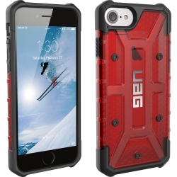 URBAN ARMOR GEAR - Plasma Case for iPhone 6/6s/7/8 in Magma