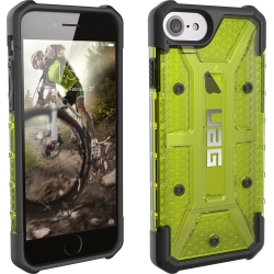 URBAN ARMOR GEAR - Plasma Case for iPhone 6/6s/7/8 in Citron