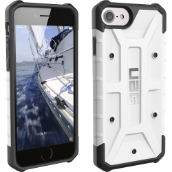 URBAN ARMOR GEAR - Pathfinder Case for iPhone 6/6s/7/8 in White