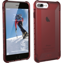 URBAN ARMOR GEAR - Plyo Case for Apple iPhone 6/6s/7/8 in Crimson