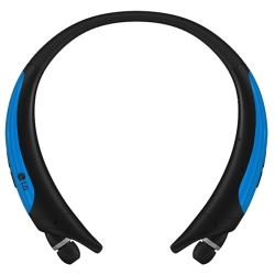 LG Mobile TONE ACTIVE Bluetooth Wireless Headset in Blue