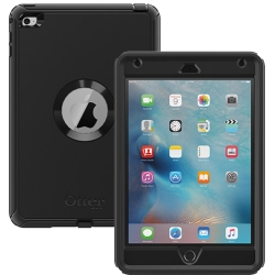 OtterBox DEFENDER Case for Apple iPad Mini 4 Black