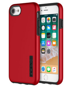 Incipio Technologies - DualPro Case for iPhone in Iridescent Red