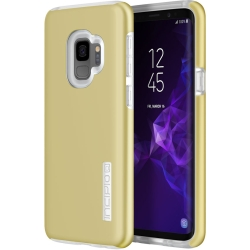 Incipio Technologies - DualPro Case Samsung GS9 Iridescent Rusted Gold