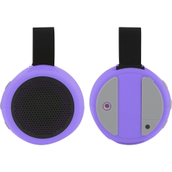 Braven - 105 Portable Wireless Speaker in Periwinkle