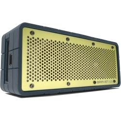 Braven - 625s Portable Wireless Speaker in Green / Gray