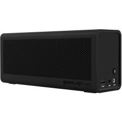 Braven - 805 Portable Wireless Speaker in Black / Black