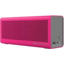 Braven - 805 Portable Wireless Speaker in Magenta / Gray