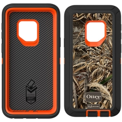 OtterBox DEFENDER Case w/Belt Clip For Samsung Galaxy S9 In Max 5 Blaze