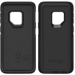 OtterBox COMMUTER Case For Samsung Galaxy S9 In Black (No Belt Clip)
