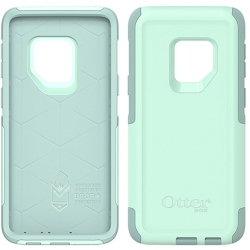 OtterBox COMMUTER Case For Samsung Galaxy S9 In Ocean Way (No Belt Clip)