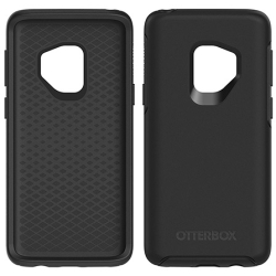 OtterBox SYMMETRY Case for Samsung Galaxy S9 in Black (No Belt Clip)