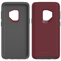 OtterBox SYMMETRY Case for Samsung Galaxy S9 in Fine Port (No Belt Clip)