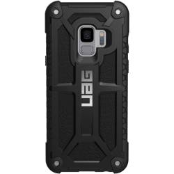 URBAN ARMOR GEAR - Monarch Case for Samsung GS9 in Black