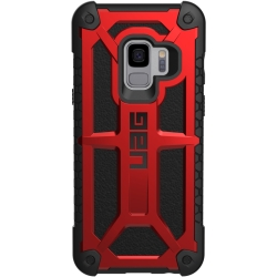 URBAN ARMOR GEAR - Monarch Case for Samsung GS9 in Crimson