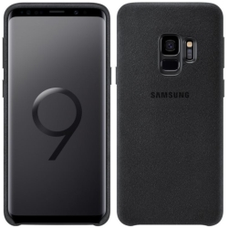 Samsung - Alcantara Cover for Samsung GS9 in Black