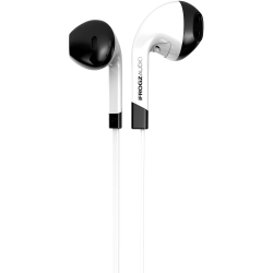iFrogz - Audio InTone Earbuds with Mic in White