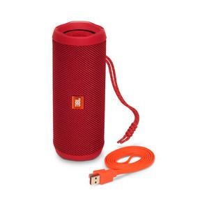 JBL Flip 4 Bluetooth Speaker - Red