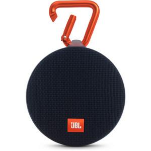 JBL Clip 2 Bluetooth Speaker - Black