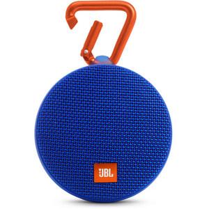 JBL Clip 2 Bluetooth Speaker - Blue