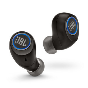 JBL FREE Splashproof True Wireless Bluetooth Earbuds - Black