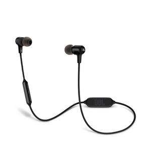 JBL E25 IN Ear Bluetooth Wireless Headphones w/Remote - Black