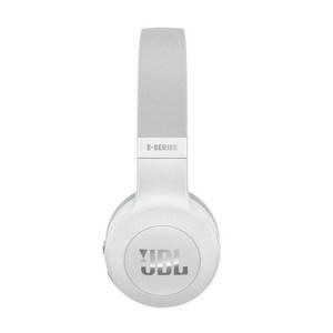 JBL E45BT On Ear Bluetooth Wireless Headphones w/Remote - White