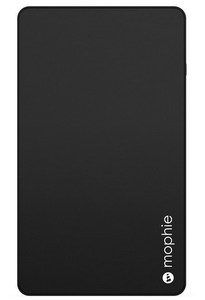 mophie 3000mAh PowerStation Mini Universal Quick Charge External Battery Black