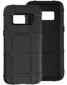 Magpul Industries Field Case Cover for Samsung Galaxy S8 (Black)