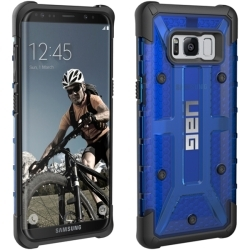 URBAN ARMOR GEAR - Plasma Case for Samsung Galaxy S8 in Cobalt