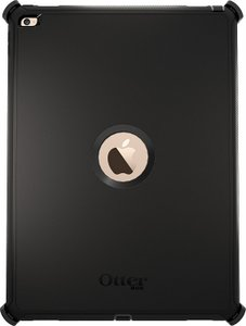 OtterBox DEFENDER Case for Apple iPad Pro 12.9 (Black/Black)