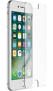 OtterBox - Alpha Glass Screen Protector for Apple iPhone 8 / 7 / 6s / 6 - Clear