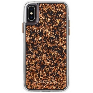 Case-Mate Karat Case iPhone XS in Rose Gold