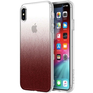 Incipio Technologies - Design Series iPhone XS Max Cranberry Sparkler