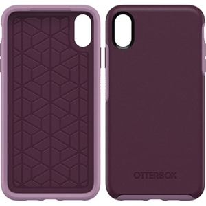 OtterBox SYMMETRY Case iPhone XS Max (Tonic Violet)(No Belt Clip)