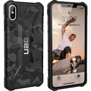 URBAN ARMOR GEAR Pathfinder Case for iPhone XS Max Midnight Camo