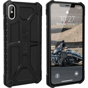 URBAN ARMOR GEAR Monarch Case for iPhone XS Max in Black (Matte)
