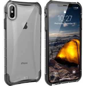 URBAN ARMOR GEAR Plyo Case iPhone XS Max Ice (Transparent)
