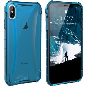 URBAN ARMOR GEAR Plyo Case iPhone XS Max Ice (Glacier Blue)
