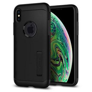 Spigen - Slim Armor Case For Apple iPhone Xs Max - Black