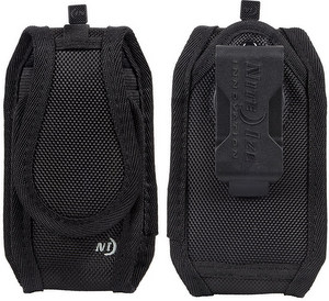 Nite-Ize Rugged Clip Case Vertical Xtra Tall Pouch - Black