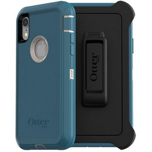 OtterBox DEFENDER Rugged Screenless Edition Case w/Belt Clip For iPhone XR Big Sur