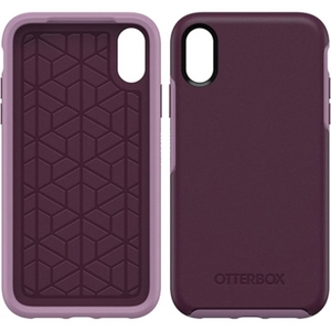 OtterBox SYMMETRY Rugged Ultra-Slim Case For iPhone XR Tonic Violet