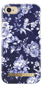 iDeal of Sweden - Fashion Case for Apple iPhone XR - Sailor Blue Bloom