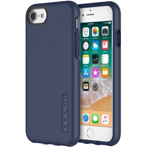 Incipio Technologies - DualPro Case for iPhone in Iridescent Midnight Blue