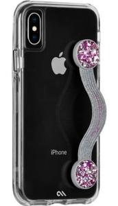 Case-Mate Strap Pink Glitter