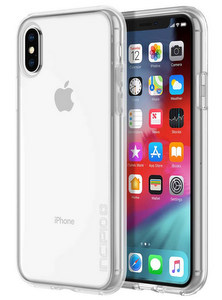 Incipio - Octane Pure Case for Apple iPhone Xs / X - Clear